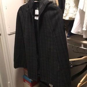 Forever 21 check cape S